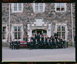 Negative: Christ's College Jacobs House 1991