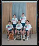 Negative: Elmwood Tennis 1991