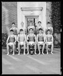 Negative: Christ's College Richards House Sports Team 1991