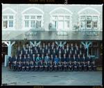 Negative: Christ's College School House 1988