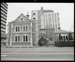 Negative: Library Chambers Building Exterior