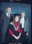 Negative: Miss Bryant Graduate and Parents