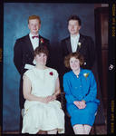 Negative: University of Canterbury College House Ball 1988