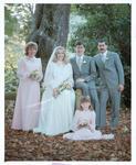 Negative: McTiegue-Kilshaw Wedding