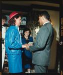 Negative: Richards-Stewart Wedding