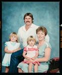 Negative: Paton Family Portrait
