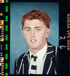 Negative: Kane Dickie, Christ's College 7th Form Student 1988