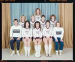 Negative: Lincoln College Volleyball 1988