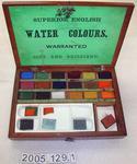 Paint Box: Watercolours