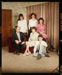 Negative: Stafford Family Portrait