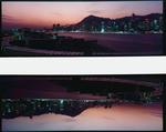 Negative: Hong Kong Harbour