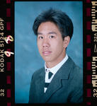 Negative: Christ's College 1st Year Student 1992